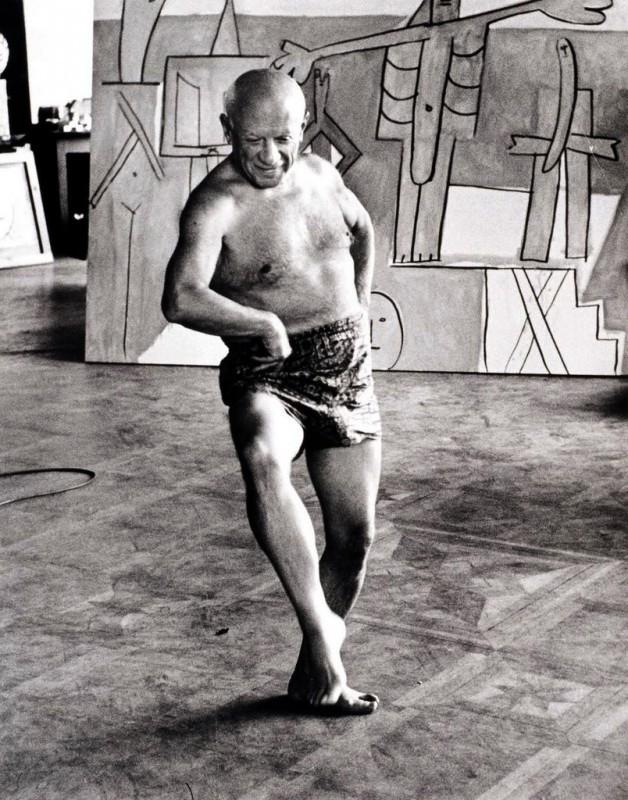 У юности нет возраста. Пабло Пикассо