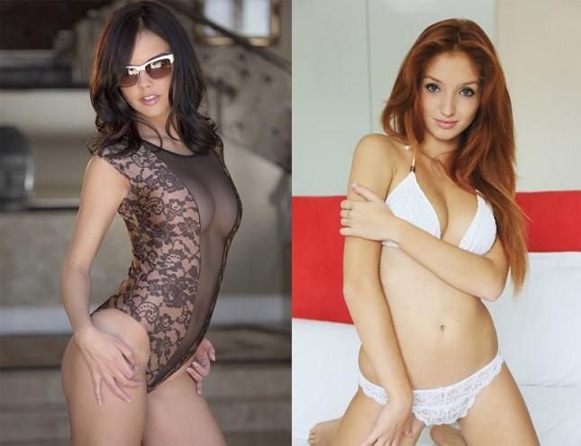Кто красивее: Dillion Harper или Natali Znachenko?