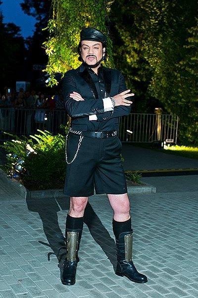 Это вам не вражеская бородатая Кончита, это звезды российской эстрады в Юрмале!
