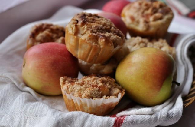 Десерт штата Нью-Йорк - яблочный маффин