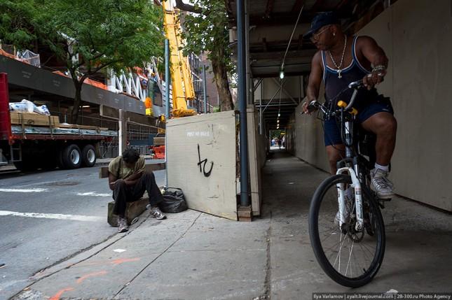 Нью-йоркский велосипед
