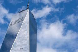Фото дня! Казус на One World Trade Center в NY