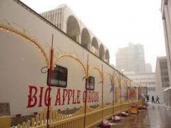 Последний день Big Apple Circus в Линкольн Центре