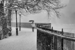 Мимолетная зима в фотографиях