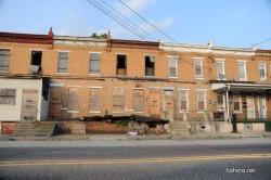 Заброшенный город Камден, штат Нью-Джерси (31 фото)