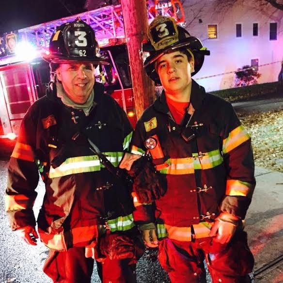 Интересное хобби пожарника из Bogota Fire Department (+ 19 фото)