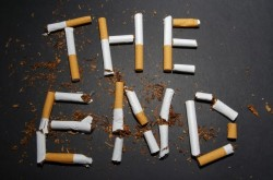 Бросить курить легче после овуляции
