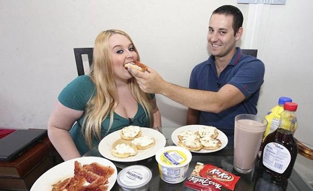 Шеф, усе пропало: отсутсвие жира ведет к жиру