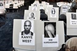 Чья попа здесь сидеть будет?