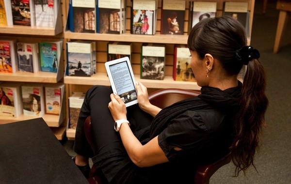 Не читайте перед сном книги...электронные