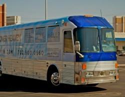 Вот это да! Новый сервис: автобус-вытрезвитель уже в дороге