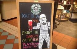 Rio Grande Starbucks друга себе нашёл