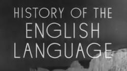 """""""История английского языка"""", фильм 1943 года"""
