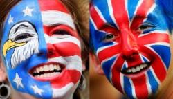 Дуэль: British English против American English!