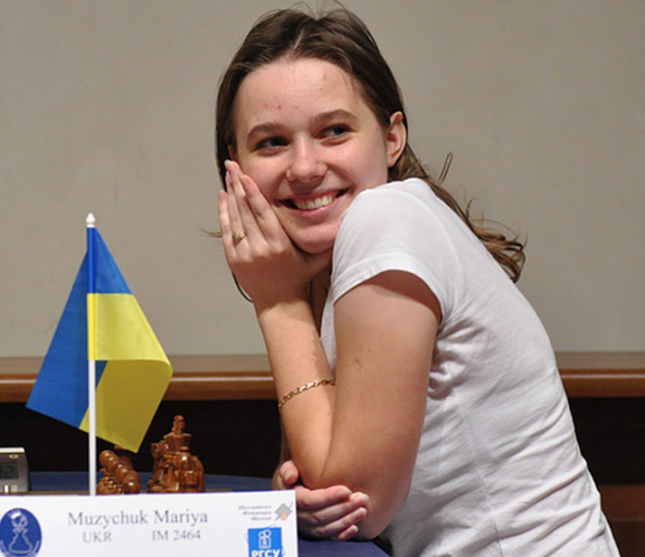Мария Музычук (Украина)