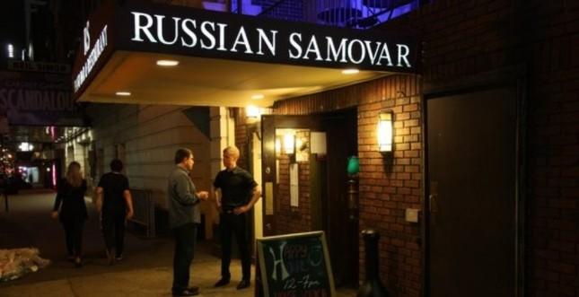 Ресторан, который открыт на Нобелевскую премию Бродского...Наконец то я собрался в это легендарное место