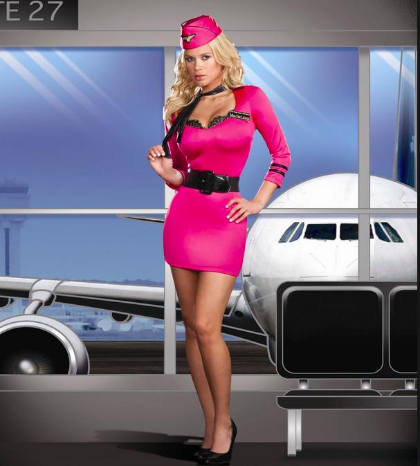 Только Finair набирает старых и некрасивых стюардесс. Почему?
