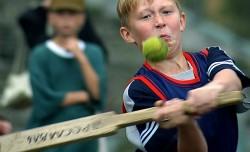 Русская лапта и американский бейсбол - идеальная пара?