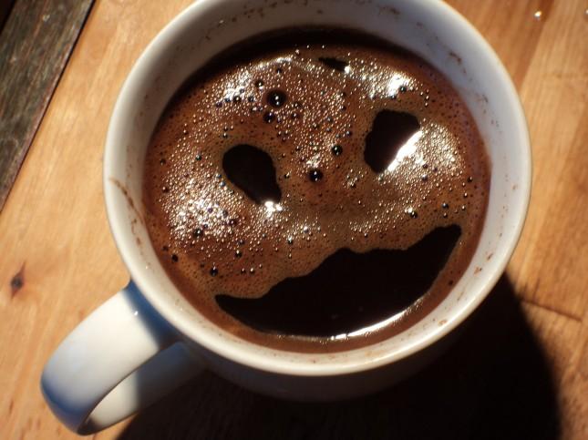 Кофе. Утро добрым не бывает?