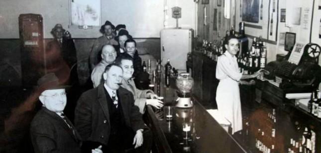 Vintage photos of bars in NJ. 25 photos