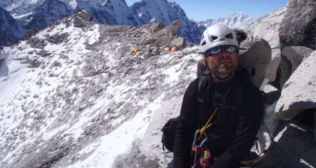 Альпинист из Нью Джерси по дороге к Евересту пережил Непальское землятресение