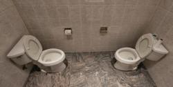 В туалет мы ходим с подружкой