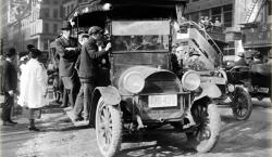 Минутка авто-истории NY. Как появились маршрутки