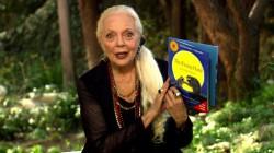 Знаменитости читают: Барбара Бейн