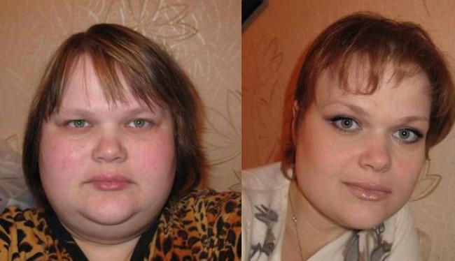 как похудеть в лице за неделю