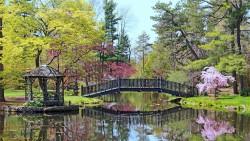 И пришла весна в Pleasantdale Chateau– красивый фото-отчёт (26 фото)