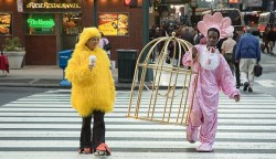 Небольшая подборочка смешных людей на улицах Нью Йорка и Нью Джерси
