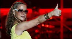 Урок музыкального английского проведет певица Anastacia