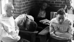 1938 год – Психушка в NY