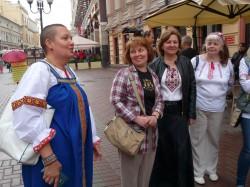 Да шоб ты знав: Оказывается, что вышыванка - это и русская национальная одежда.