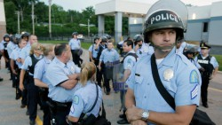Полиция применила слезоточивый газ на хип-хоп-фестивале в Нью-Джерси