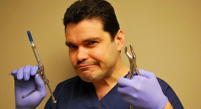 Самый известный русский дантист америки популярно поясняет для невеж