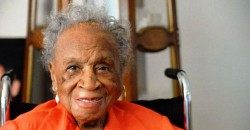 Долгожительница из Нью-Джерси считает, что дожить до 110 лет ей помогли пиво и виски