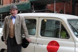 VIP таксист в Нью Йорке