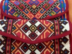 Торбинки зроблені в етнонаціональному стилі