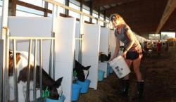 Знаете ли вы, что  30% американских фермеров составляют женщины?