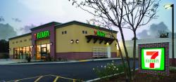 7-Eleven создал несколько новых доставочных комплексов.