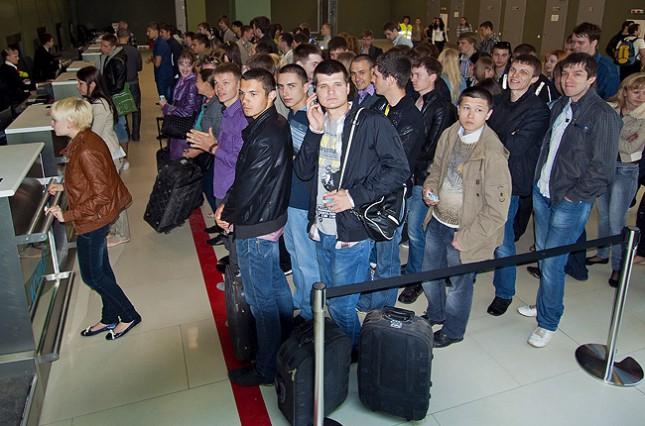 О каких странах мечтают российские и украинские эмигранты?
