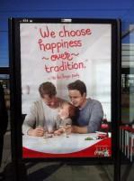 Почему бы Сola не попробовал такую рекламу в Техасе или в Юте?