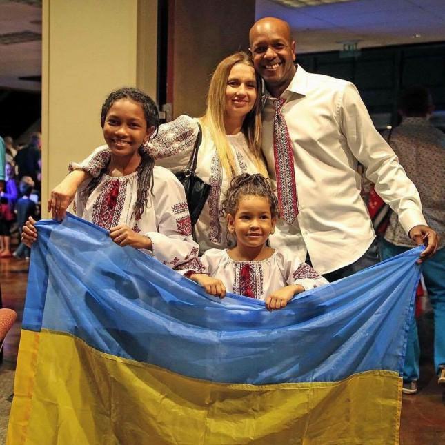 Настоящие украинцы