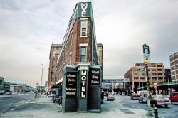 Tenth Avenue at Eleventh Avenue, 1984