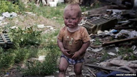 фото утонувшего малыша-беженца