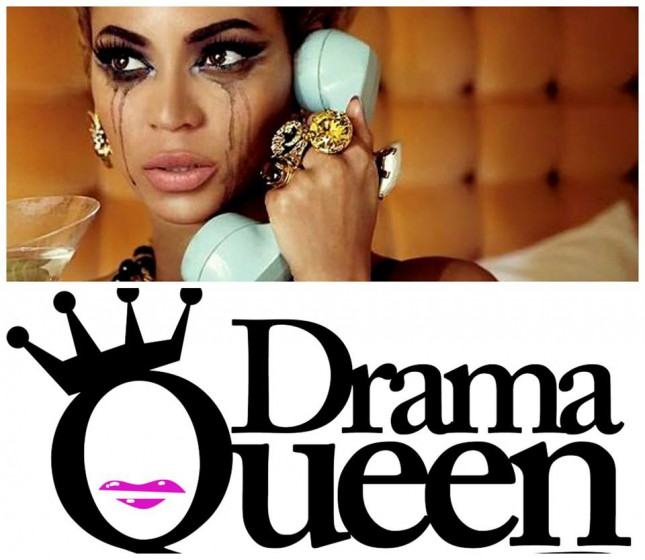 """Drama queen — """"королева драмы"""""""