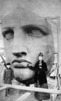 Лицо статуи Свободы. Свобода приходит нагая?