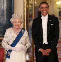 Все американские президенты и Королева