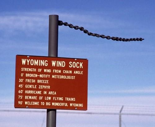 Вайомингский ветроуказатель
